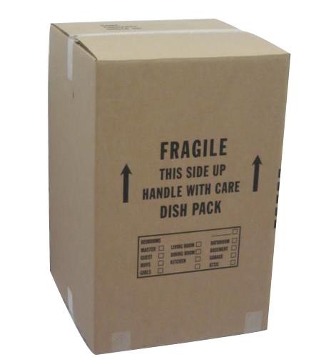Dish Pack